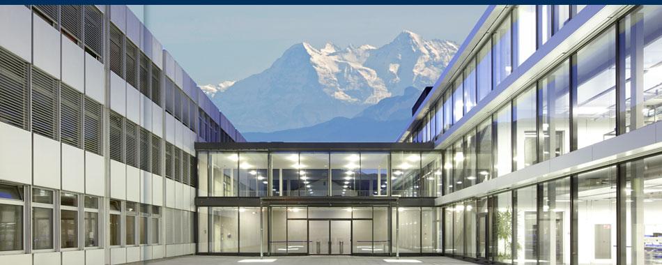 Hamilton公司位于瑞士博纳图斯