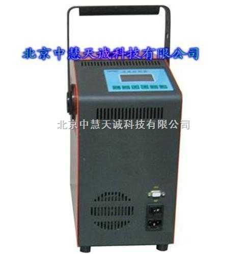 便携干体温度校验仪