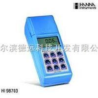 哈纳HI98703浊度分析测定仪