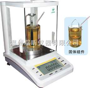 上海越平FA/JA-J型电子密度(比重)分析天平