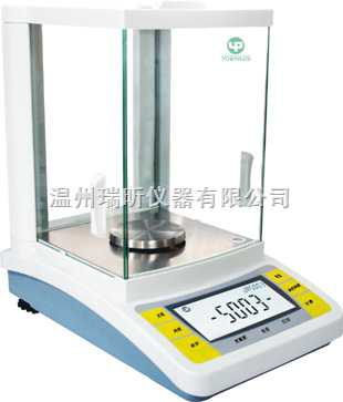 上海越平JA-B系列电子精密天平 千分之一 0.1mg 精密天平仪器