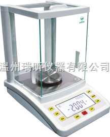 上海越平FA/JA-C 型全自动内校 万分之一、千分之一电子分析天平