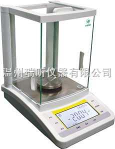 上海越平FA-B系列电子分析天平 万分之一0.1mg电子天平