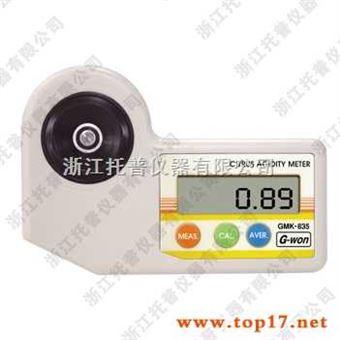 GMK-835N水果酸度测定仪