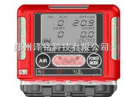 GX-2009袖珍型大屏幕显示四种气体检测仪