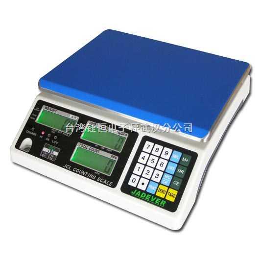 JCE(I)超速型计数桌秤
