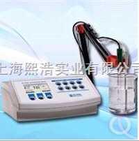 实验室高精度pH/mV/ISE/温度测定仪
