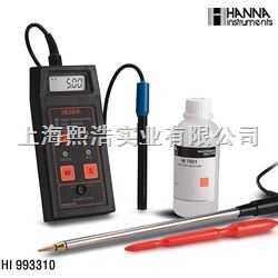 哈纳便携式土壤电导率测定仪