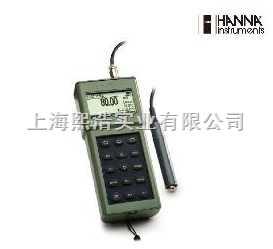 HANNA哈纳便携式防水型高精度电导率仪