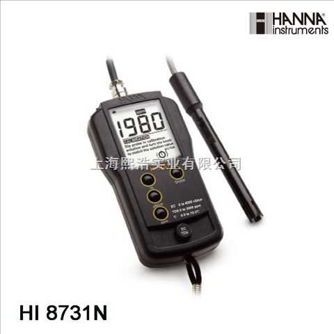 哈纳高量程电导率/TDS/温度测定仪