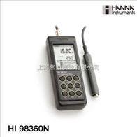 HI98360ECHANNA哈纳|防水型多功能便携式EC/TDS/NaCl/℃测量仪