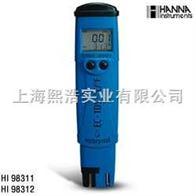 HI98312哈纳防水笔式EC/TDS/℃测试仪