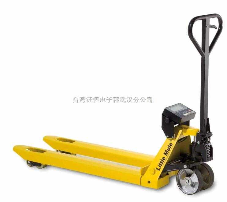 中国台湾钰恒JC液压叉车秤厂家
