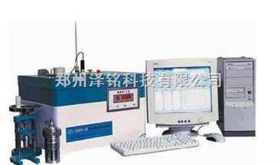 XRY-1C氧弹热量计