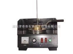 JSH3701石油产品开口闪点和燃点测定器