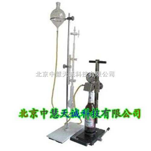 二氧化碳压力测定仪/啤酒饮料二氧化碳测定仪