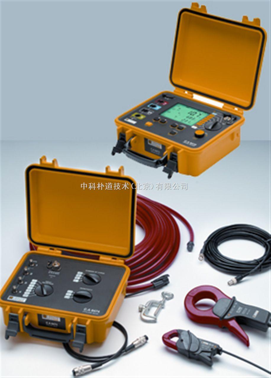 北京北京市 产品详细 ca6472 + ca6474 高压输电铁塔整体性接地电阻