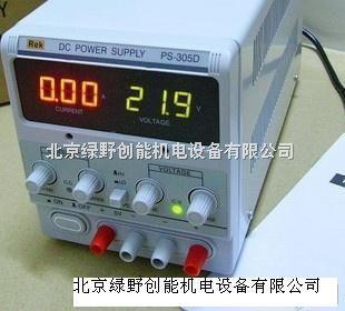 数字显示输出电压和电流