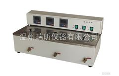 EMS-20/30/40三孔三溫水槽