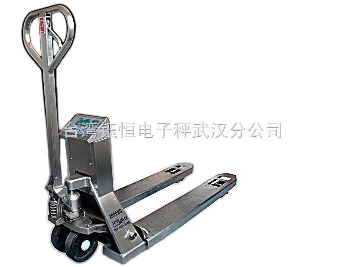供应中国台湾钰恒叉车秤