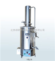 LYCII-10K自控型不锈钢蒸馏水器(10L/h)