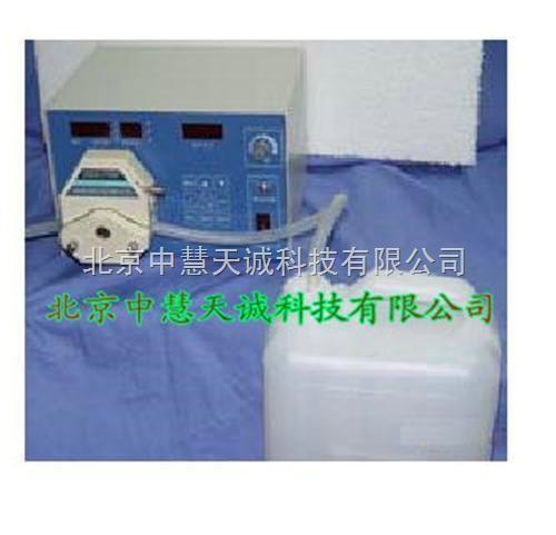手持式电动深水采样器
