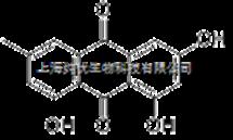 大黄素,Emodin,植物提取物,标准品,对照品