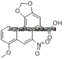 马兜铃酸A,Aristolohic Acid A,植物提取物,标准品,对照品