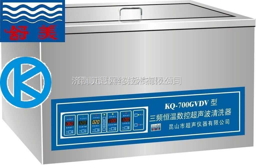 臺式雙頻恒溫數控超聲波清洗器