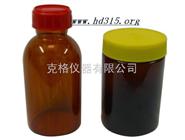 带聚四氟乙烯衬垫棕色螺口玻璃瓶报价