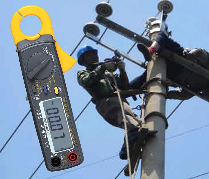 dt9702 cem数字交直流钳型表dt-9702