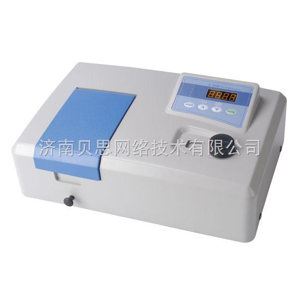 上海元析可见分光光度计V-5000