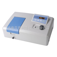 上海元析可見分光光度計V-5000