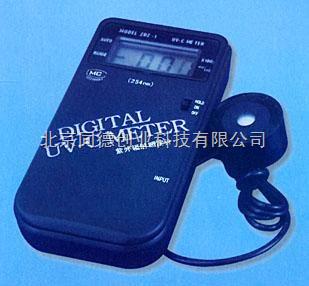 使用紫外辐射照度测量仪 紫外线照度计 紫外线强度测量仪 数显紫外线测量仪讲解