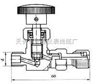 HY7系列气动管路截止阀(塑料管用)