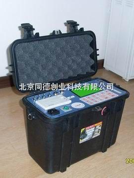 生产便携式烟气烟尘分析仪 烟气分析仪 烟气检测仪(烟尘+SO2+O2+CO)