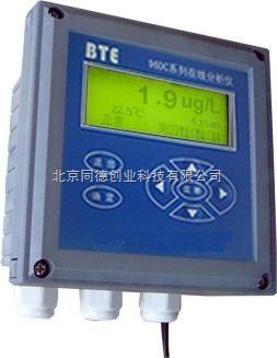微电脑工业溶解氧测试仪 工业溶解氧测试仪 在线式微量溶解氧分析仪 在线式溶氧仪
