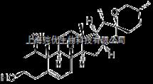 鲁斯可皂苷元(螺可吉宁),RUSCOGENIN,植物提取物,标准品,对照品,
