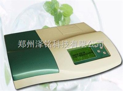 GDYQ-100M多参数食品安全快速分析仪(30个参数)