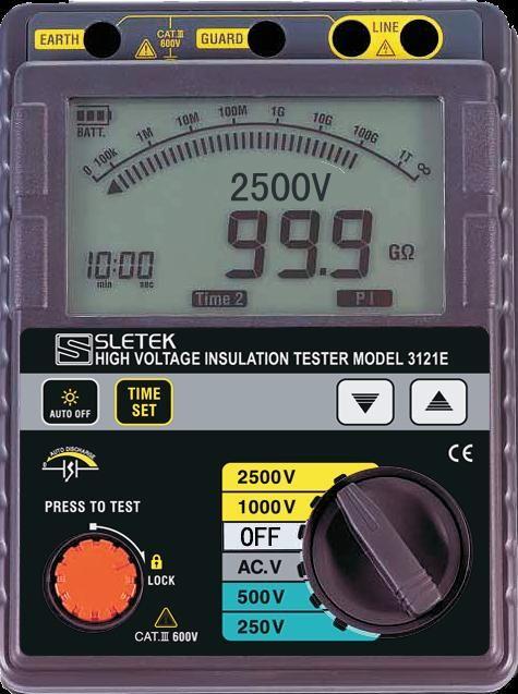 销售3121E绝缘电阻测试仪