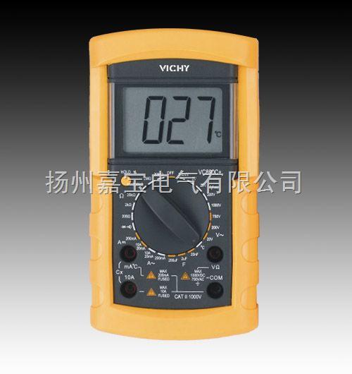 数字钳形表 VC3218 钳形表