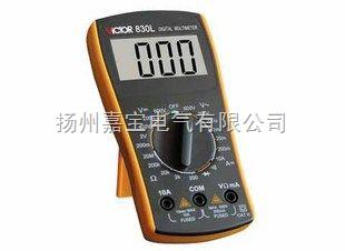 绝缘电阻测试仪 数字兆欧表 绝缘摇表
