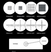 显微镜配件(物镜尺/目镜/镜台)