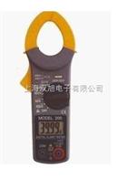数字钳表 KEW203 2002PA上海日本共立数字式钳形表 MODEL-200