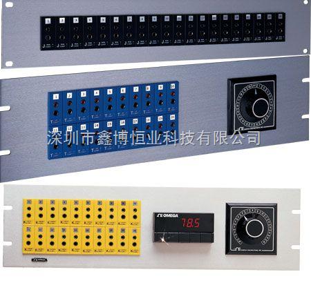 美国omega支架式热电偶插座面板