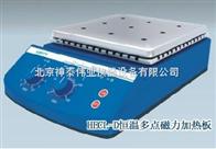 HWCL-D恒溫多點加熱板式磁力攪拌器