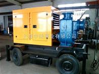 柴油机自吸泵|移动式柴油水泵机组