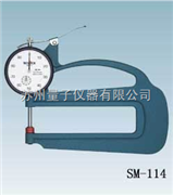 日本TECLOCK得樂厚度表SM-114