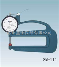 SM-114日本TECLOCK得乐厚度表SM-114
