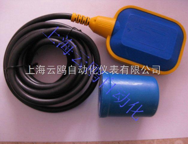 1kw以上的泵,可将mac-3浮动开关串联在电控箱的控制电路中(图2).